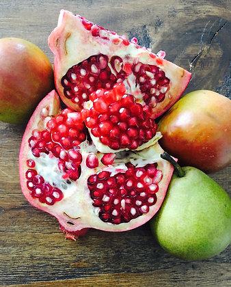 Pomegranate & Pear Soap