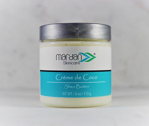 Crème de Coco Shea Butter