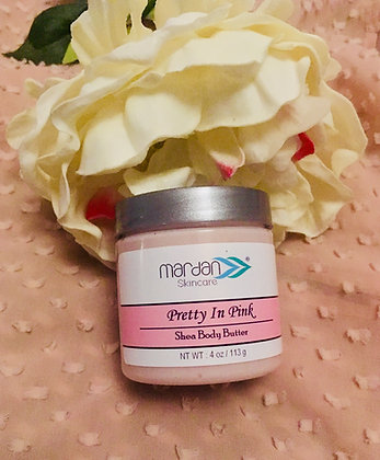 Pretty In Pink Shea Butter