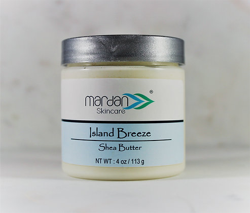 Island Breeze Shea Butter