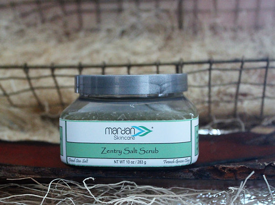 Zentry Body Scrub