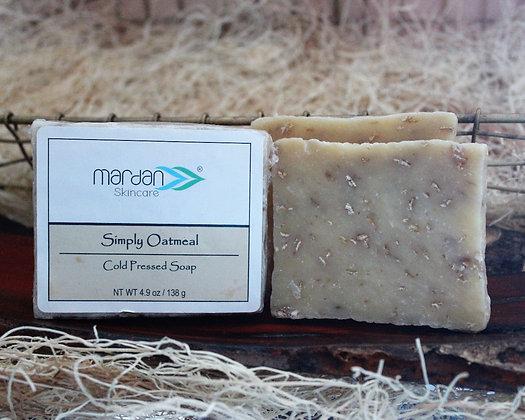 Simply Oatmeal Bar Soap