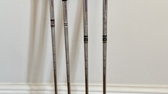 Left handed golf club