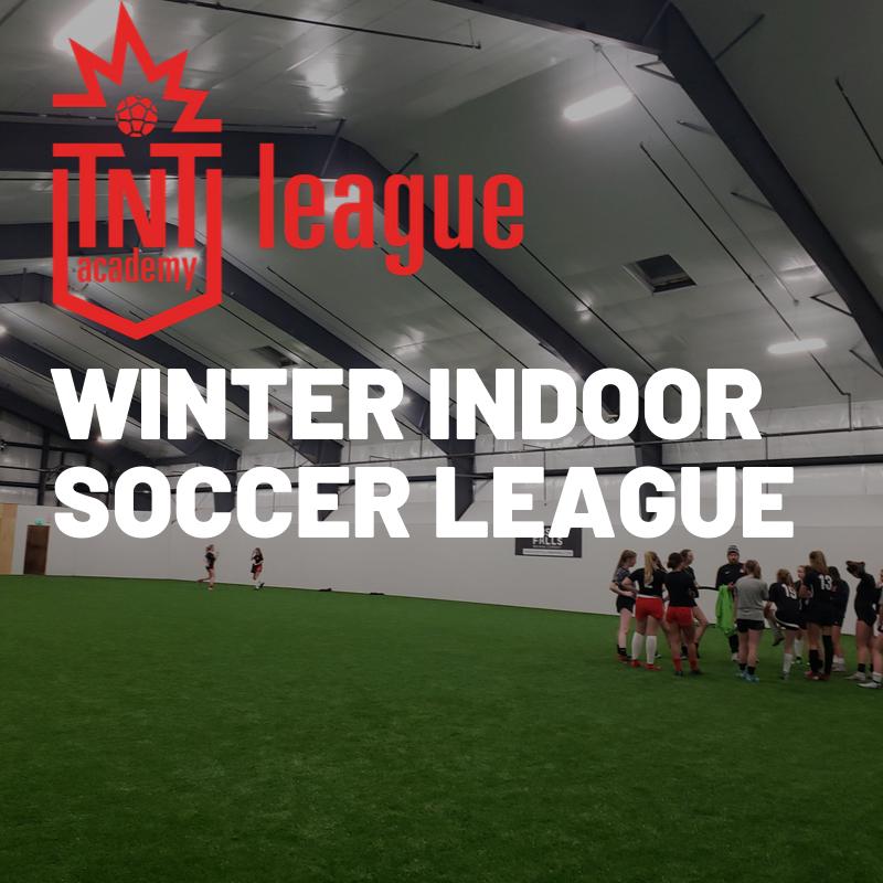 New! TNT Academy League