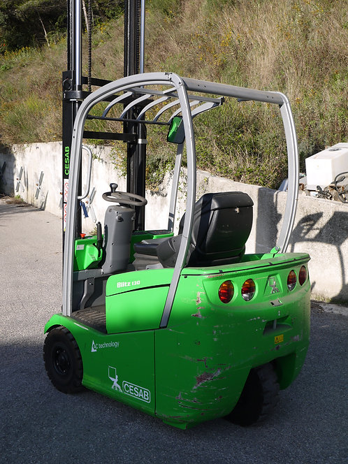 Chariot électrique Cesab