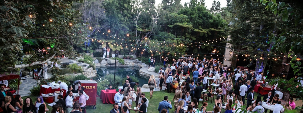 Backyard Event
