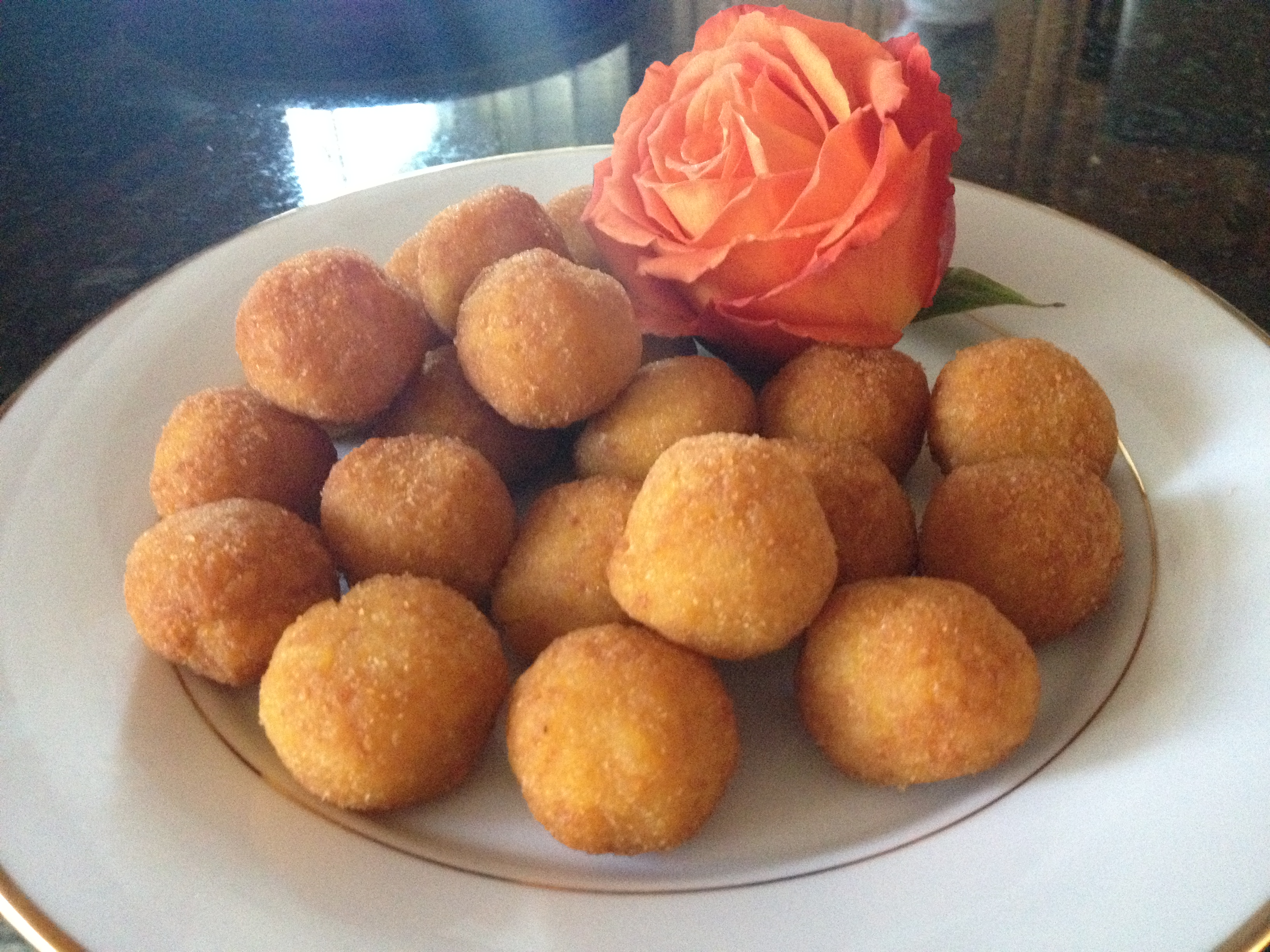 Arancini Hors D'oeuvres