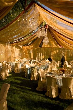 Tent wonderland