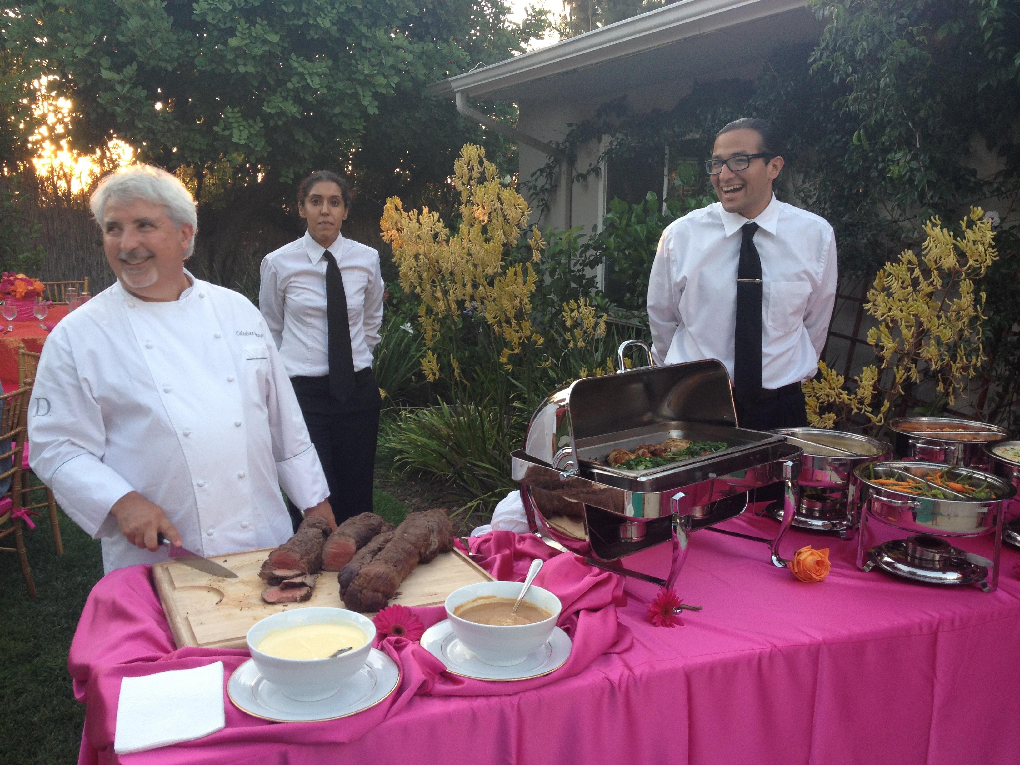 Celebrity Chef Celestino Drago