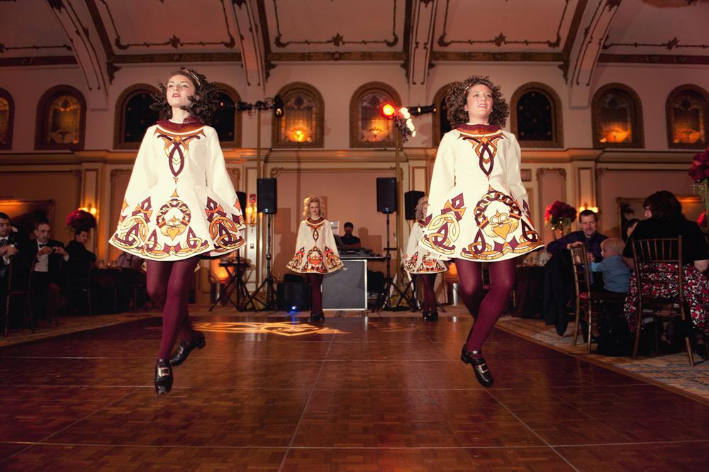 Claddagh Dancer's