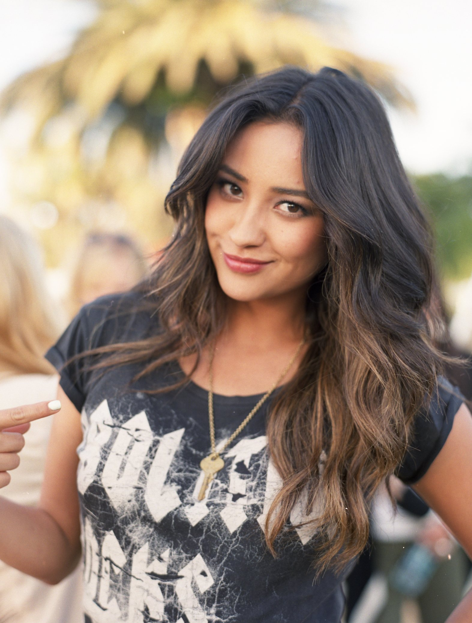 Shay on the Red Carpet