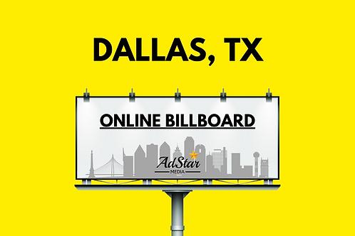 Dallas Online Billboard