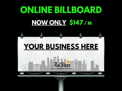 Online Billboard