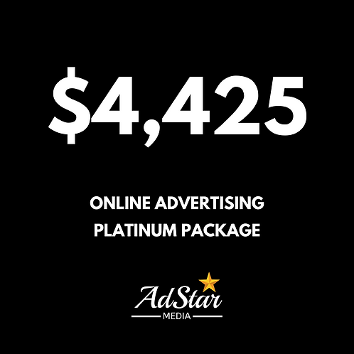 Platinum Ad Package