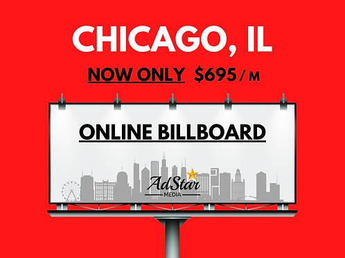 Chicago Online Billboard