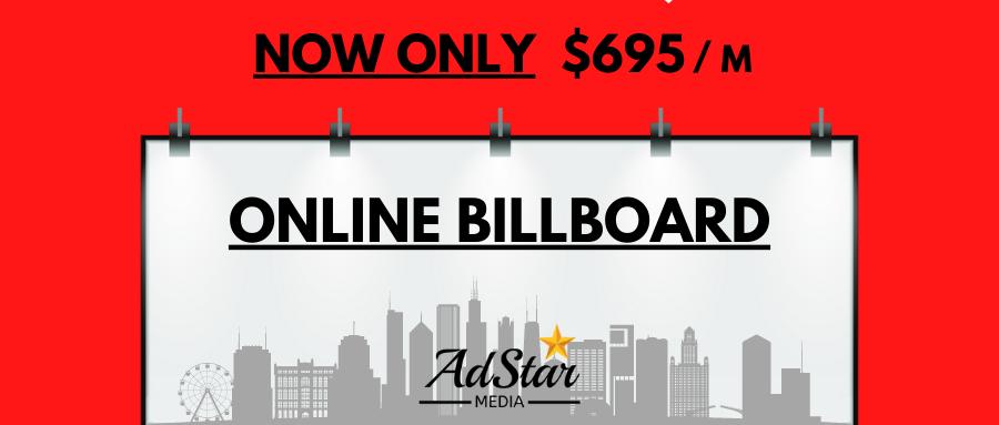 Chicago Online Billboard