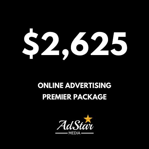 Premier Ad Package