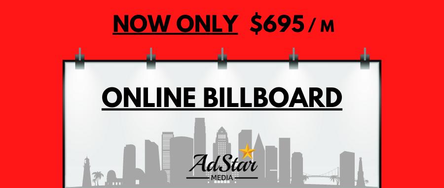 Los Angeles Online Billboard