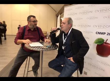 """CNMP 2018 - Corbellini attacca la politica... e Le Iene: """"Servono regole"""""""