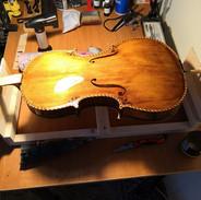 Violin Varnish Italy