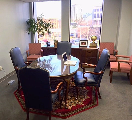 *BOOKED* Small Conference Room