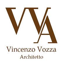 Vincenzo Vozza Arch Business Card RETRO