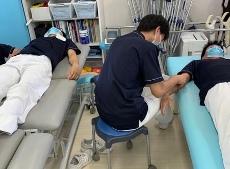 橈骨遠位端骨折手術後の院内勉強会