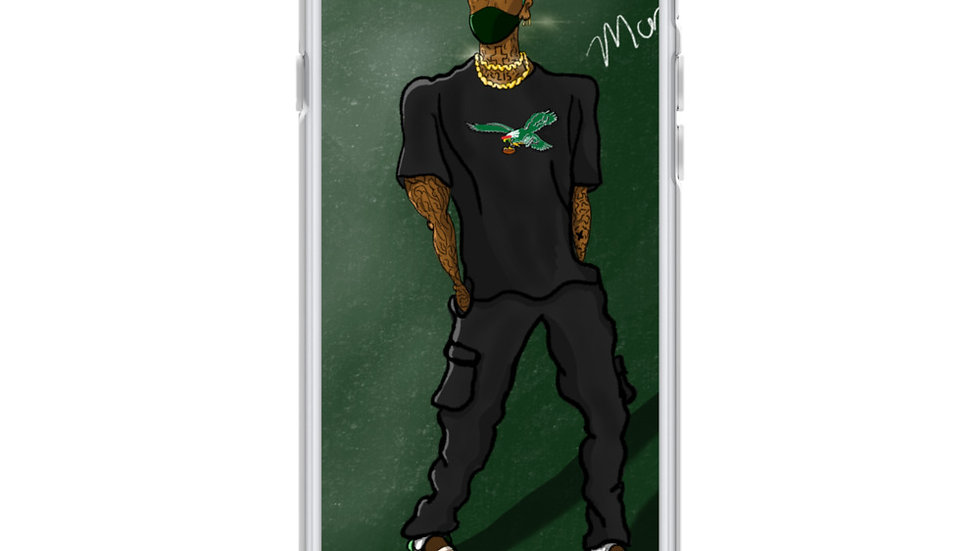 North Philly Zoro iPhone Case