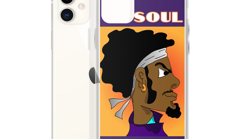 Afro Soul iPhone Case