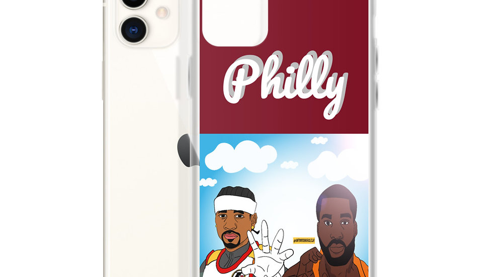 Philly Phavorites iPhone Case