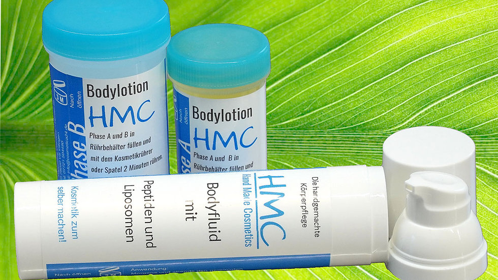 HMC Bodylotion 150 ml zum selber machen.
