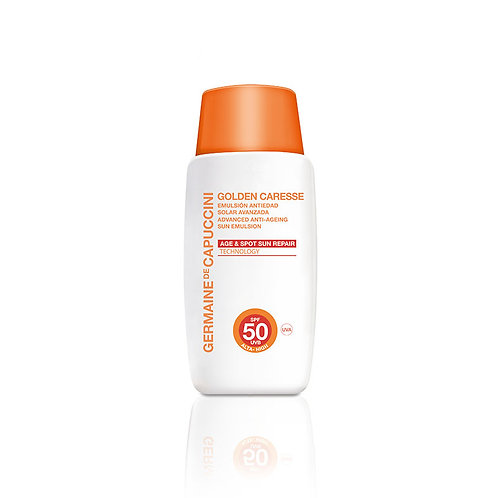 Golden Caresse Advanced Anti-Ageing Emulsion SPF50