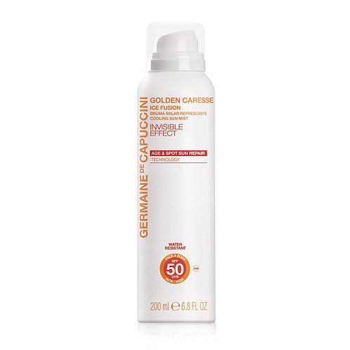 Golden Caresse Ice Fusion  Cooling Mist SPF50