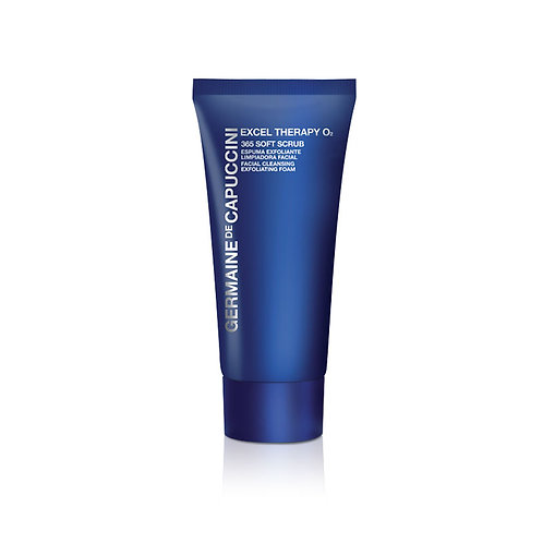 Excel Therapy O2 365 Soft Scrub Travel Size