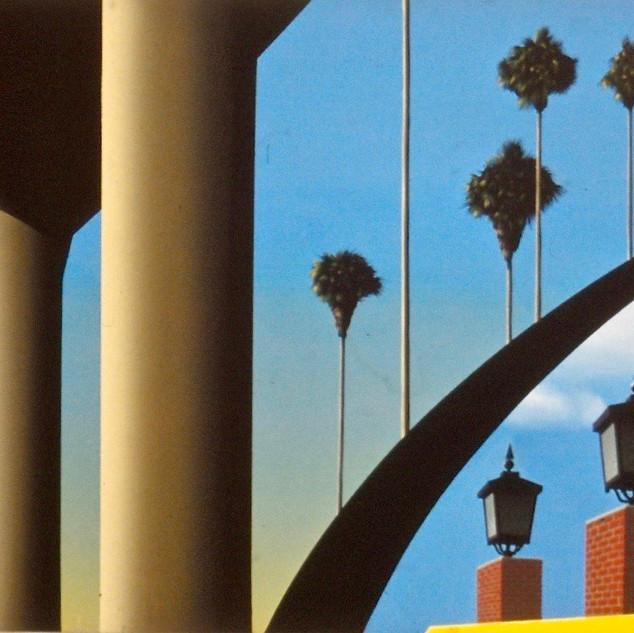 Freeways, Palms and Carwash
