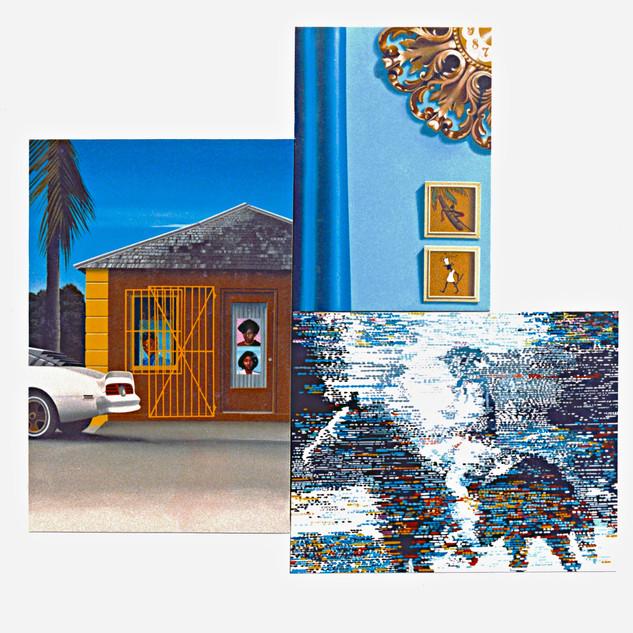 Western Triptych