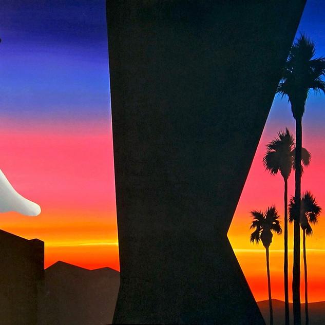Pueblo Sunset