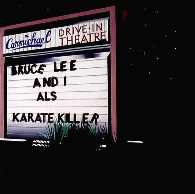 Bruce Lee & I