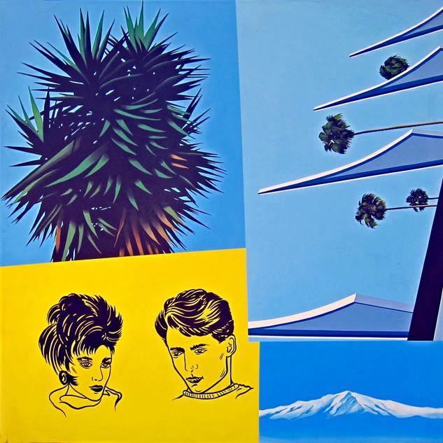 Palms,Perms & Peaks