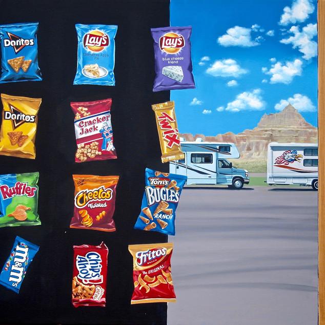 Snacks & Buffalo