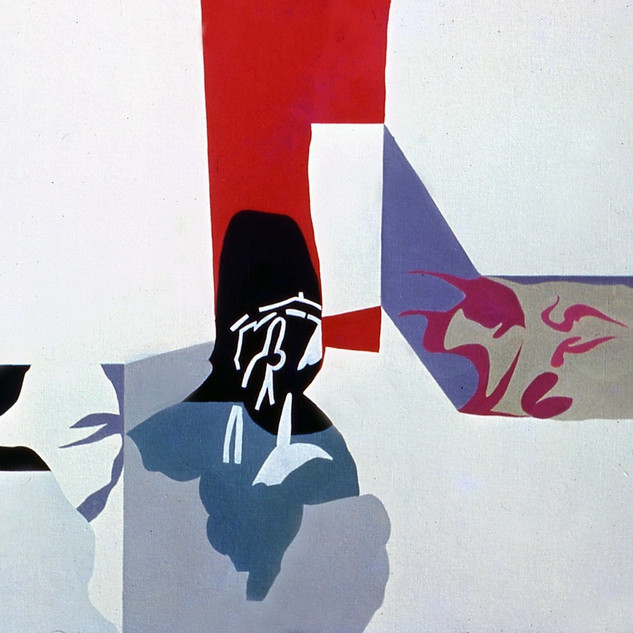 1964 32 x 36 ins Oil on Canvas  Student Work