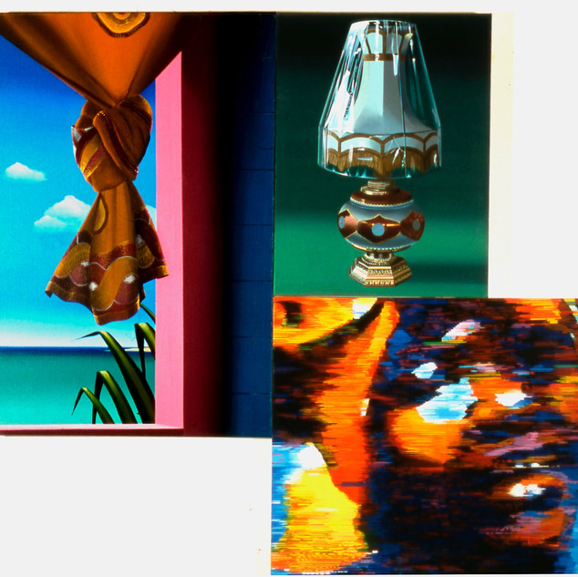 Tropicana Triptych