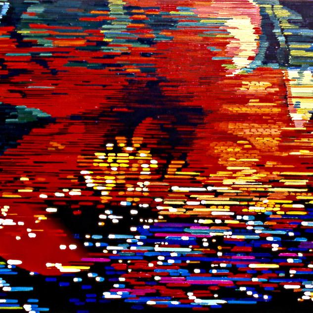 Freeze-Frame Hibiscus