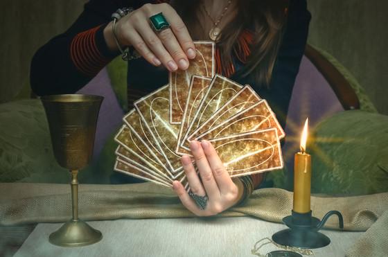 Finding Your Tarot Deck
