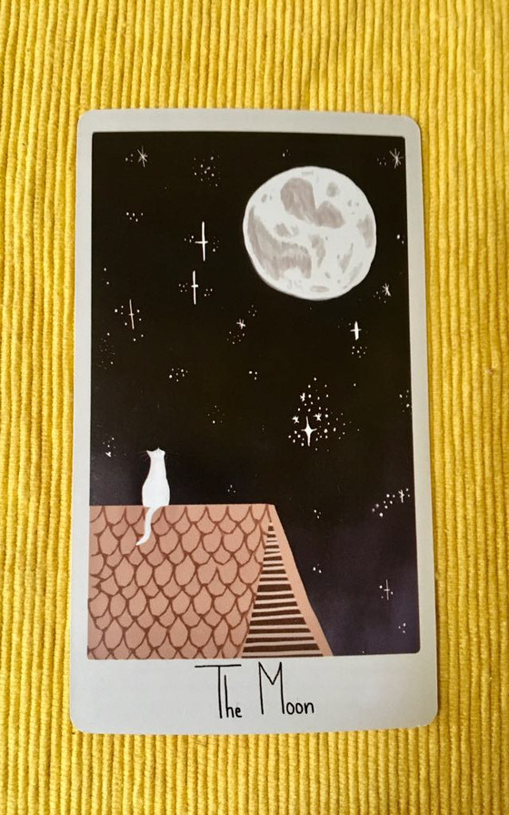 What the Cards Mean: The Moon
