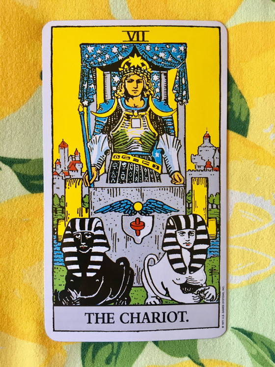 What the Cards Mean: The Chariot