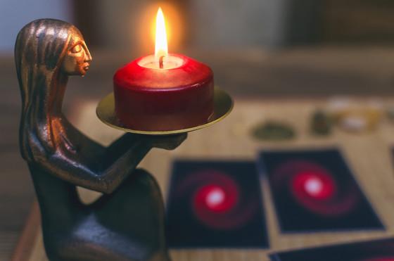 Tarot At Christmas