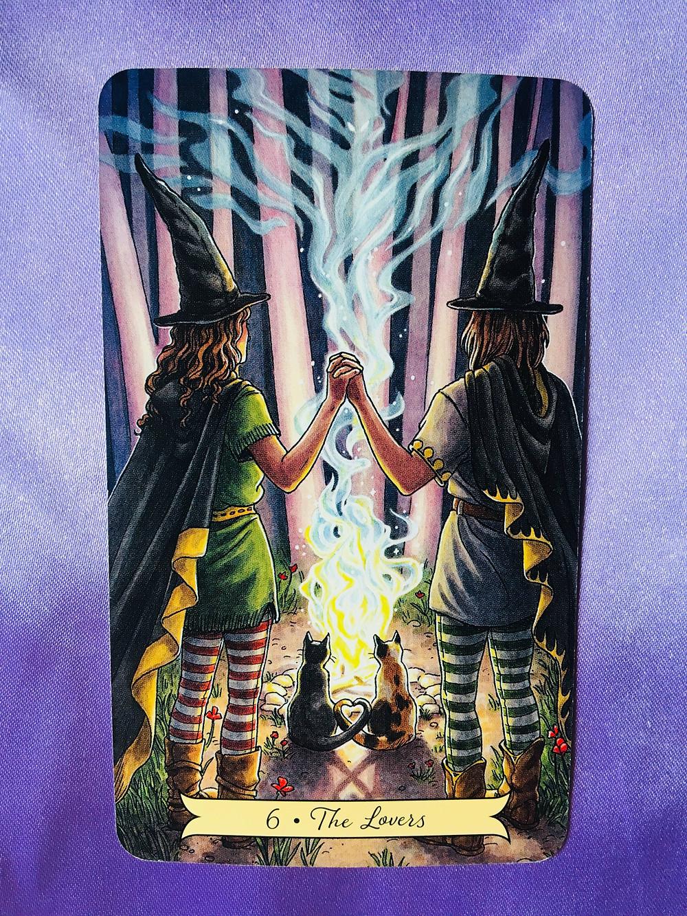 Tarot The Lovers