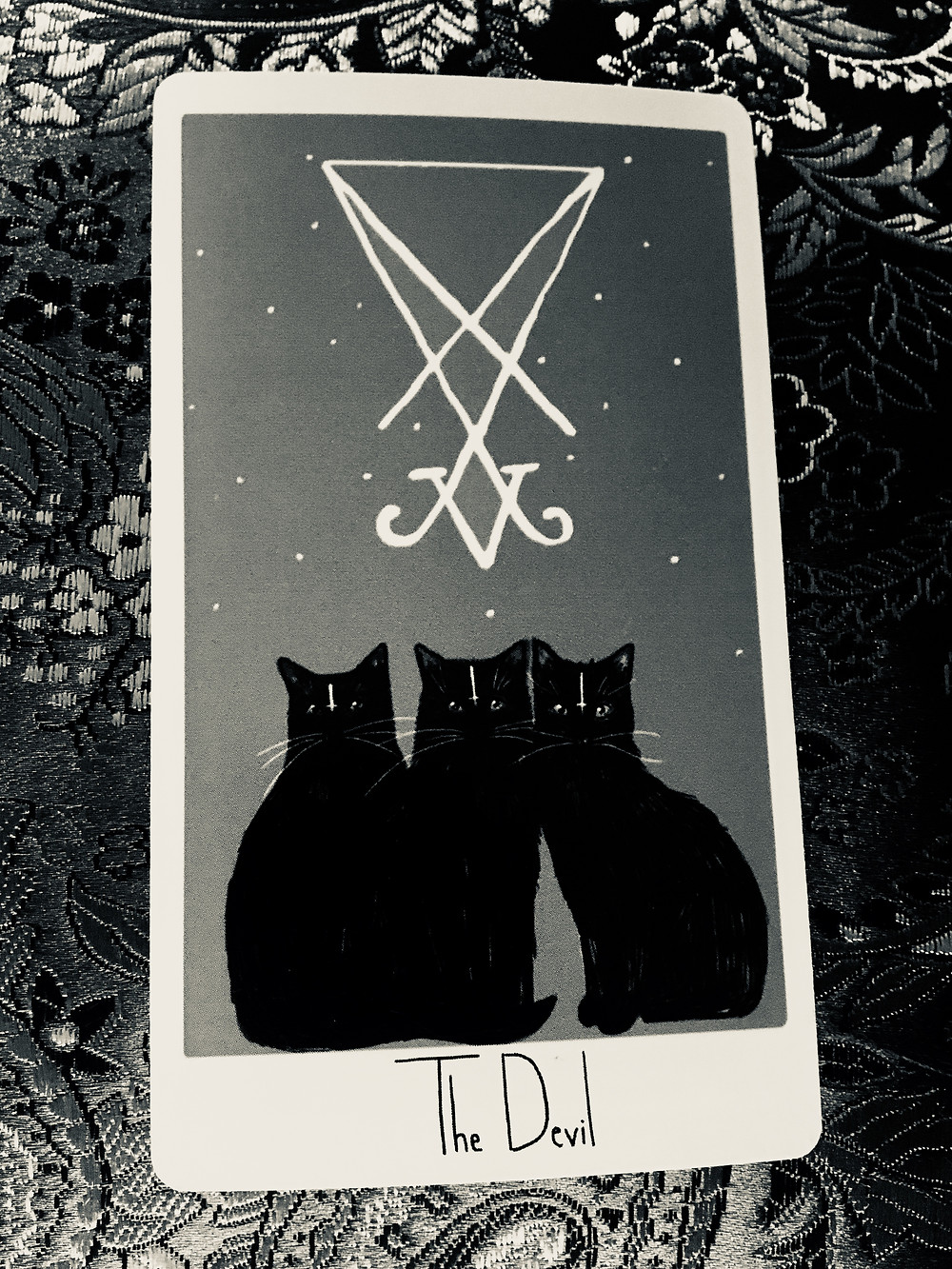 What the Cards Mean: The Devil