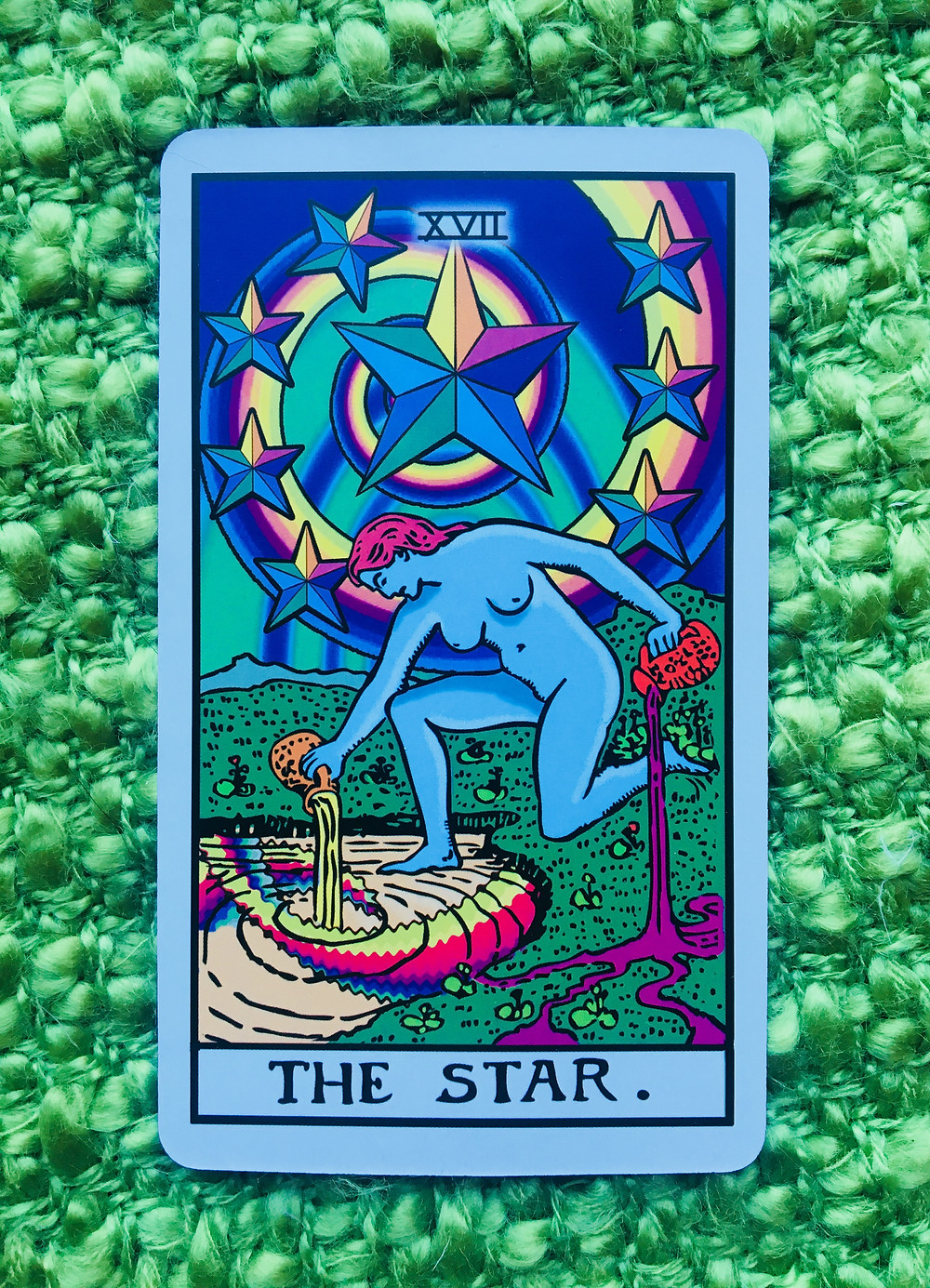 What the Cards Mean: The Star